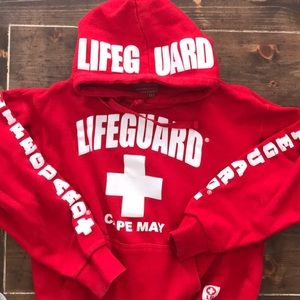 Other - Cape May Life Guard Hoodie